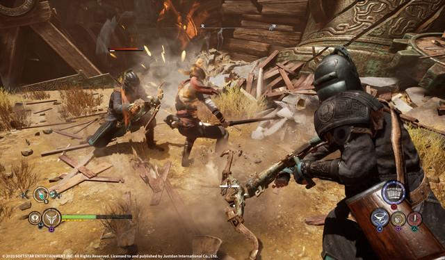 傑仕登宣布將與大宇合作,預計於亞洲地區推出PS4、PC《軒轅劍柒》雙版本實體片以及限定版,並首度公開PS4版本遊戲畫面 03-PS4