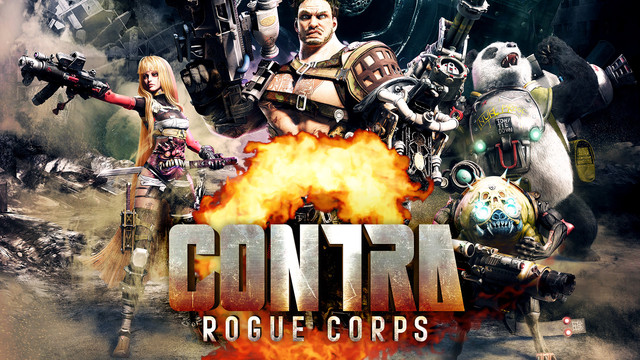 CONTRA: ROGUE CORPS (2019)