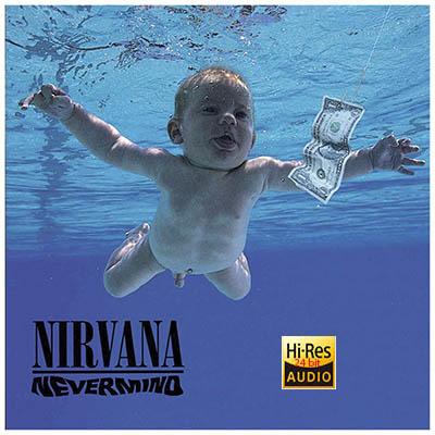 Nirvana - Nevermind (2011)  FLAC [24bit Hi-Res]