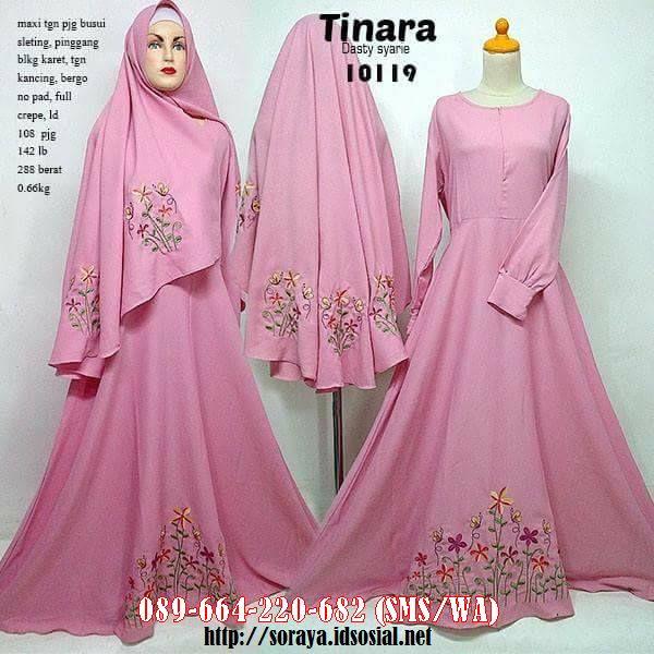 jual baju muslimah tinara dasty syarie 10119