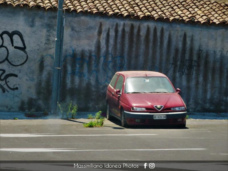Auto Abbandonate - Pagina 15 Alfa-Romeo-145-1-6-103cv-95-AE626-GN