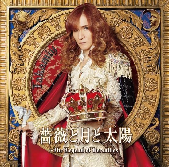 [Single] Toshihiko Takamizawa – Bara to Tsuki to Taiyou~The Legend of Versailles