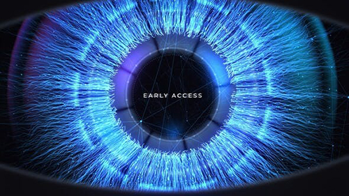 Eye logo 32394776 - Project for After Effects (Videohive)