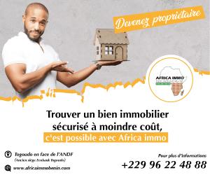 Immobilier Bénin