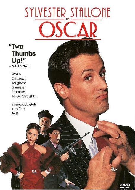 Смотреть Оскар / Oscar Онлайн бесплатно - У постели умирающего отца гангстер обещает прекратить преступную жизнь и стать легальным...