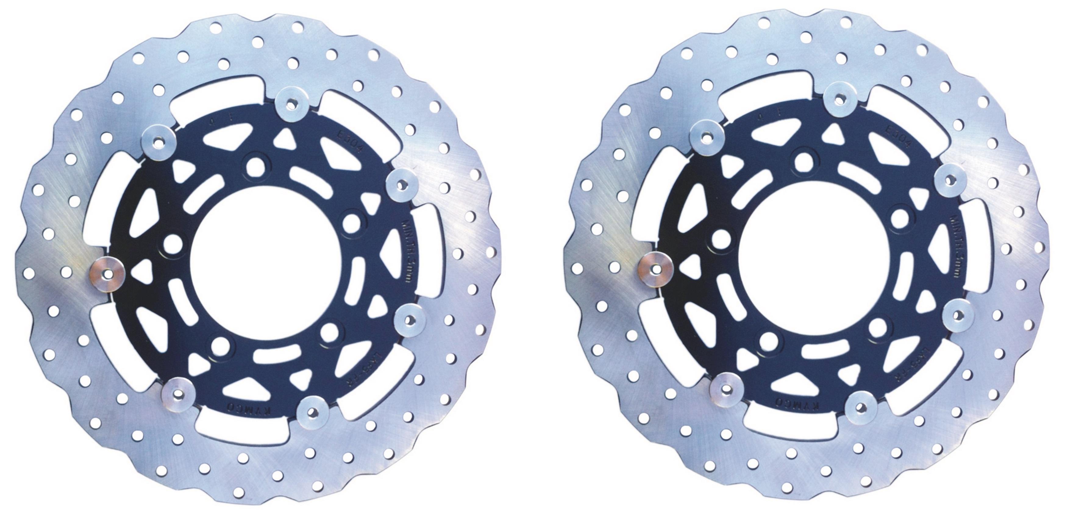 Modifica del Motorino del Motociclo in Alluminio CNC Delaman Leva del Freno a Doppio Disco Universale Colore : Black Leva del Freno Doppia