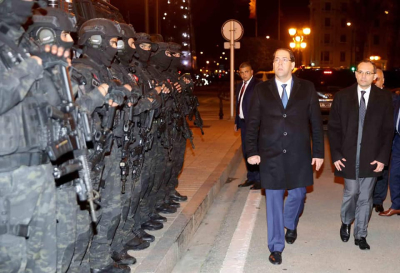 Armée Tunisienne / Tunisian Armed Forces / القوات المسلحة التونسية - Page 17 49196425-2556675657681239-6760944892374941696-n
