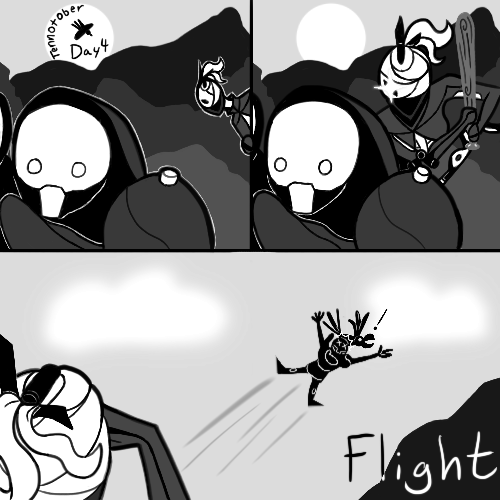 tennotober-day-4-flight.png