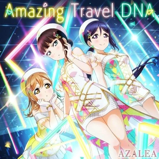 [Single] Love Live! Sunshine!! – Amazing Travel DNA