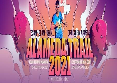 El próximo 18 de septiembre se celebrará la Alameda Trail Madrid