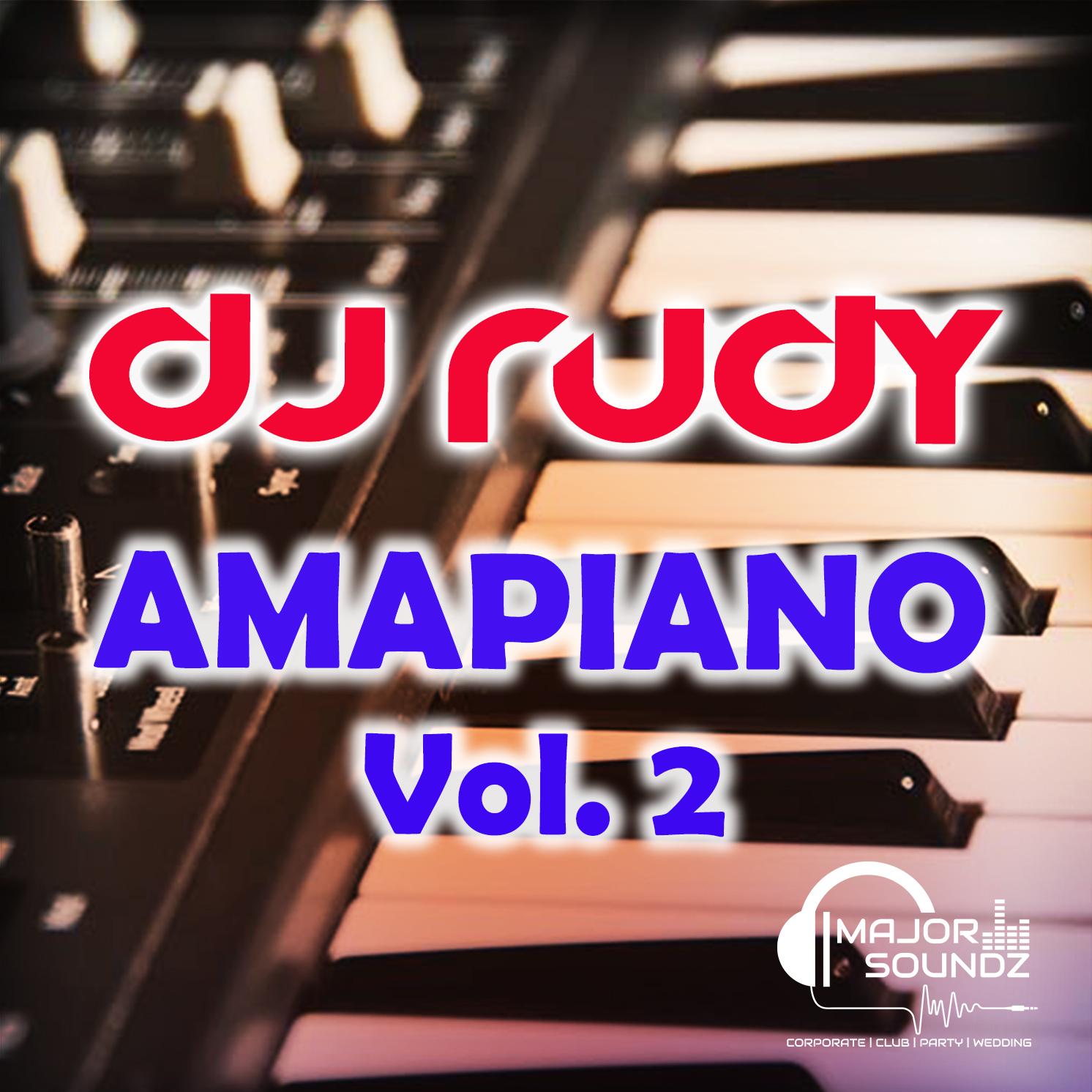 DJ Rudy - Amapiano Vol.2