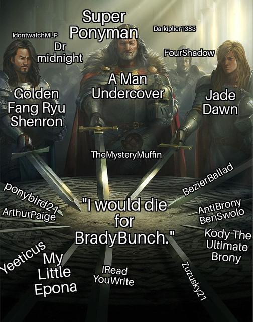 Swords-United-Brady-Bunch
