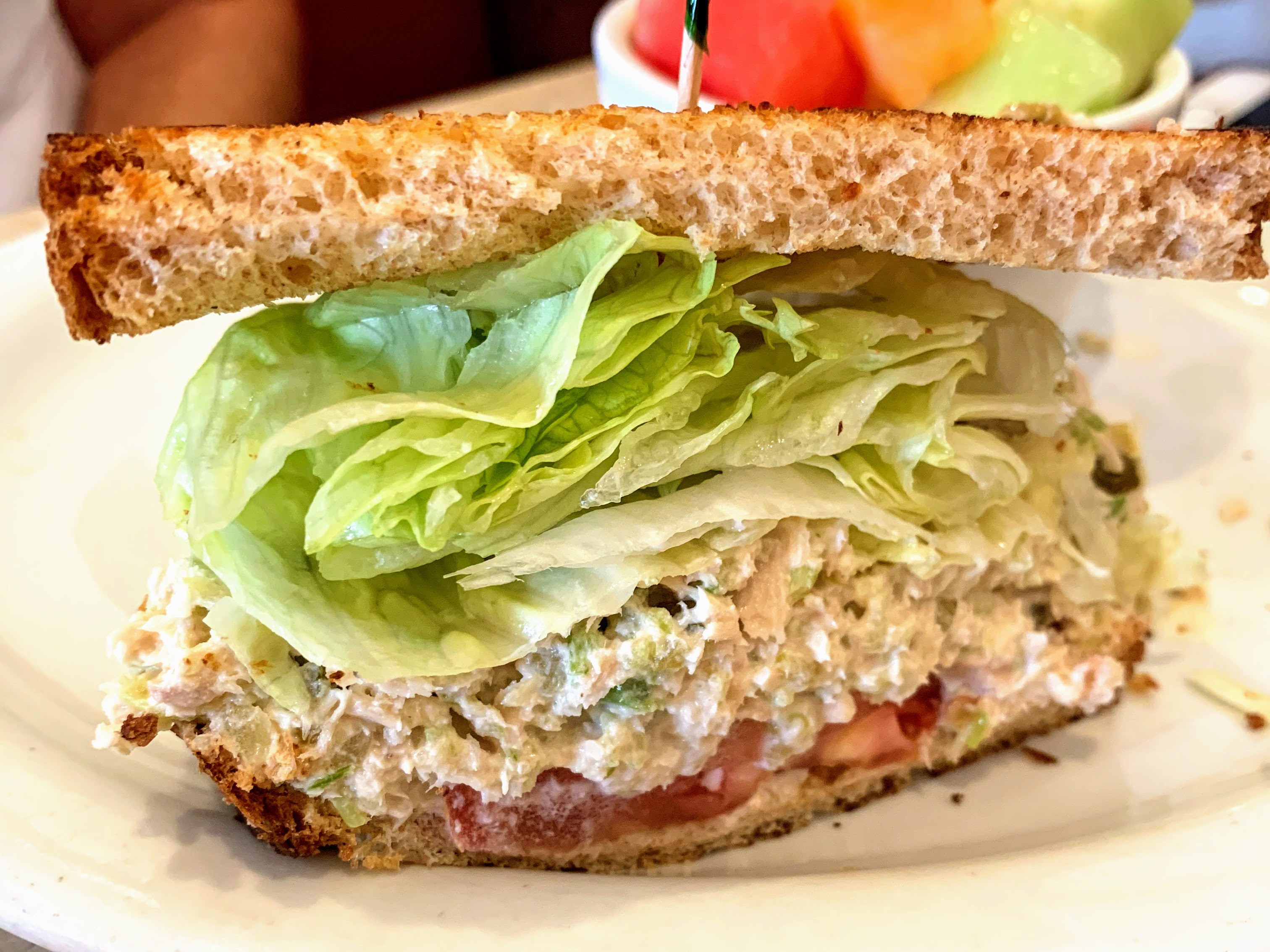Cobian's Tuna Sandwich