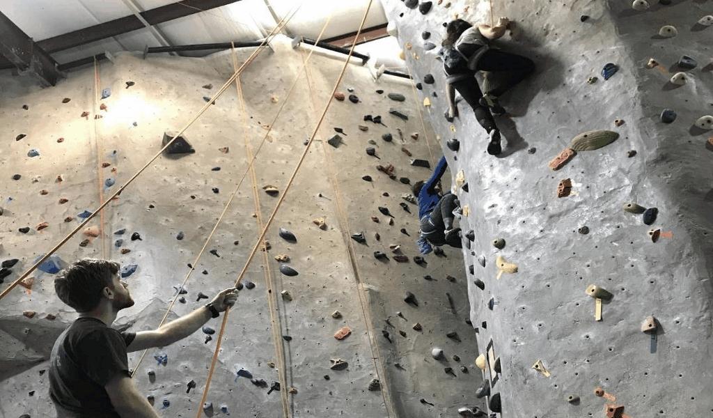 Idaho Sports Outdoor Club Climbing