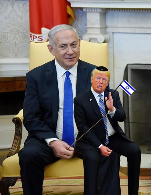 netanyahu-trump-doll