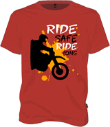 Bangalore Bikers Tee Shirt