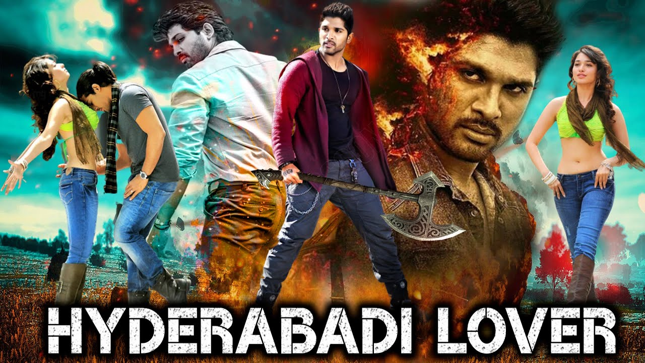 Hyderabadi Lover (2021) Hindi Dubbed 720p HDRip 950MB Download