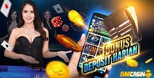 Bonus Deposit Harian