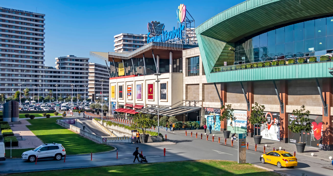 Forum shopping mall istanbul