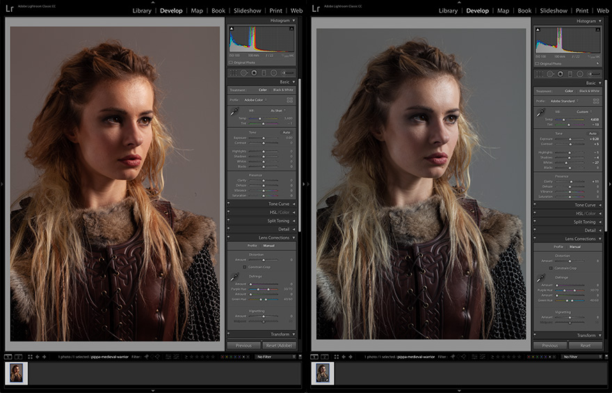 art retouch portrait stock photography bundle volume 3 lightroom demo