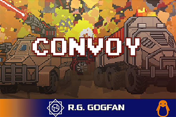 Convoy (Indietopia Games) (ENG) [DL|GOG] / [Linux]