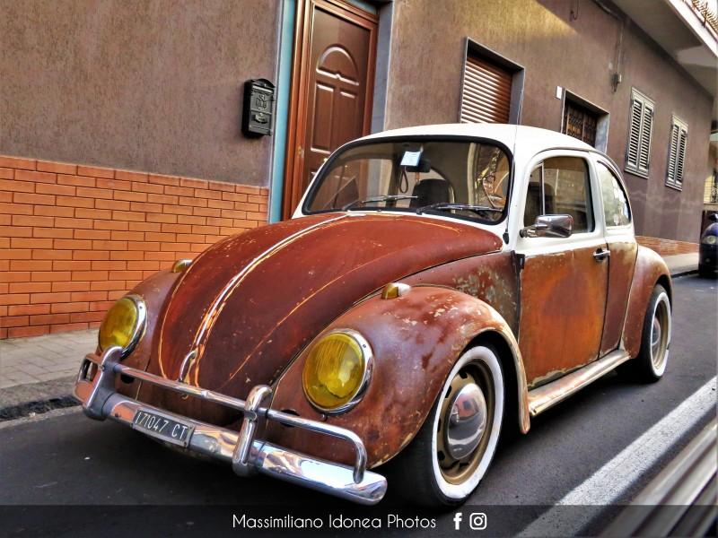 avvistamenti auto storiche - Pagina 32 Volkswagen-Maggiolino-1-3-67-CT171047-1