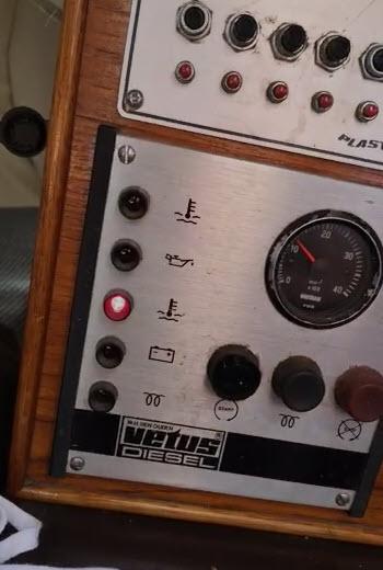 Alarme moteur
