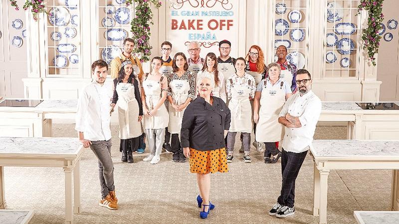 El Gran Pastelero: Bake Off España (2019)[T.1][HDTV 720p][Castellano][6/-][VS]
