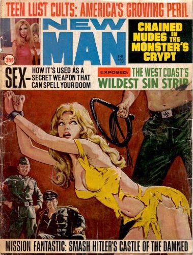 New Man Vol 08 No 03 Jun 1970