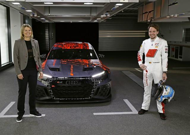 Première mondiale de la nouvelle Audi RS 3 LMS A210712-medium