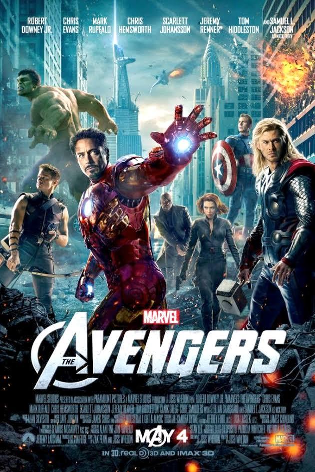 Download The Avengers (2012) Dual Audio {Hindi-English} Movie 480p   720p   1080p BluRay 450MB   1.2GB