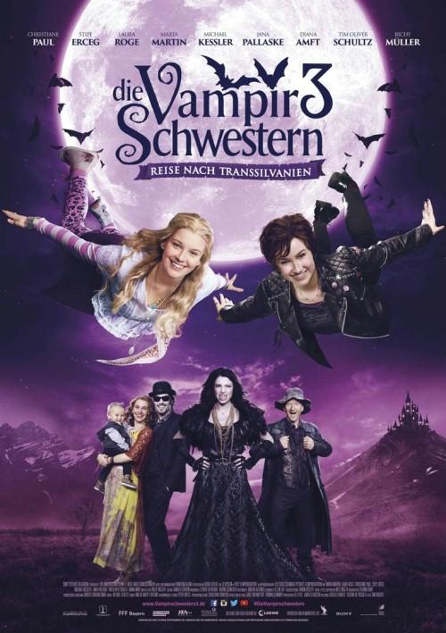 Siostry wampirki 3 / Vampire Sisters 3 (2016) PL.WEB-DL.x264-FOX / Lektor PL