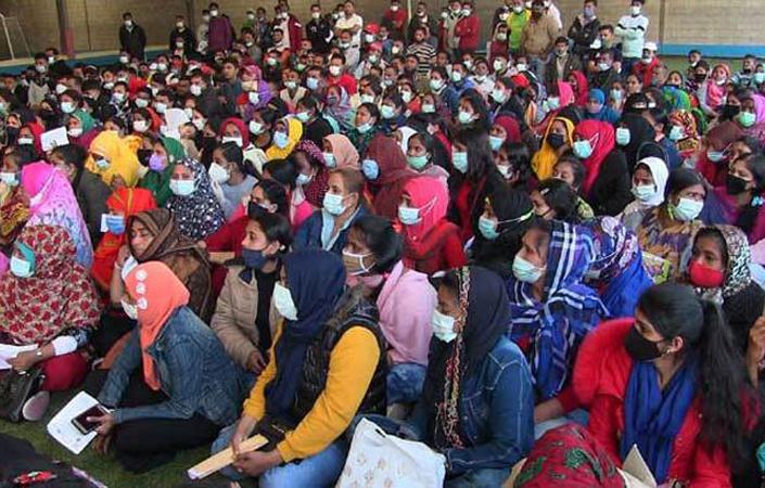 লেবানন থেকে দেশে ফিরছেন আরও ৪১৯ বাংলাদেশি