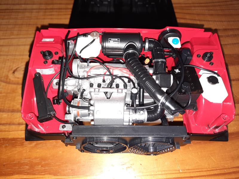 Maquette 205 GTI 1/8 Maquette-10-23