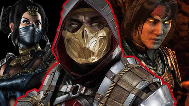 Полный гайд Mortal Kombat 11