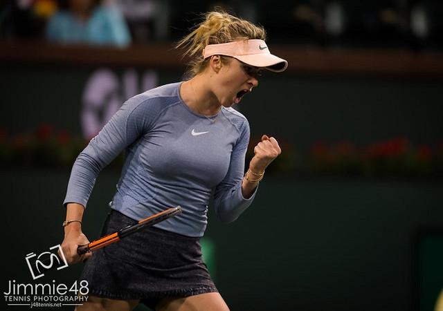 Индиан-Уэллс. Свитолина впервые сыграет в четвертьфинале турнира