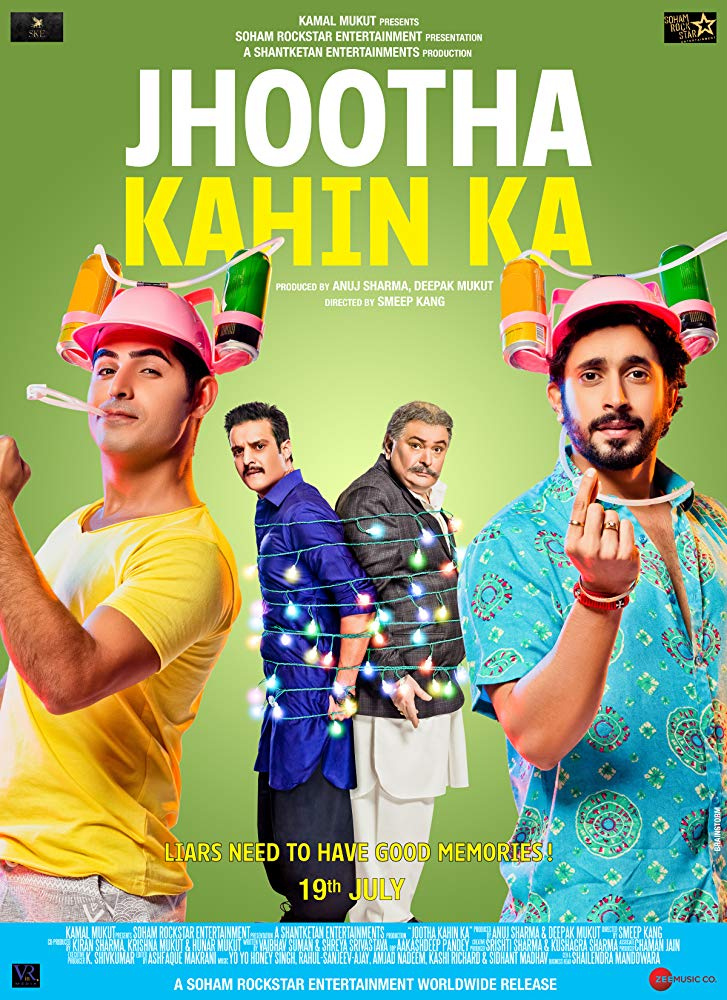 Jhootha Kahin Ka (2019) Movie Hindi HDRip 720p 800MB