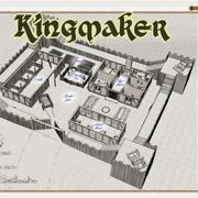 Kingmaker plakatt S01 E01 Olegs outpost