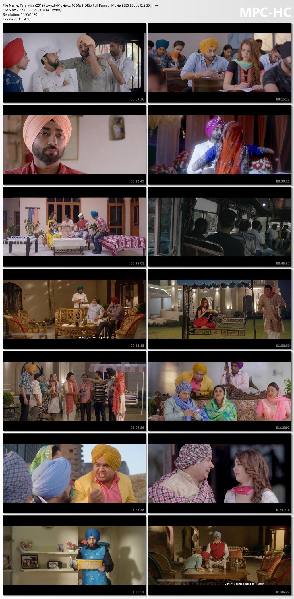 Tara-Mira-2019-www-9x-Movie-cc-1080p-HDRip-Full-Punjabi-Movie-ZEE5-ESubs-2-2-GB-mkv