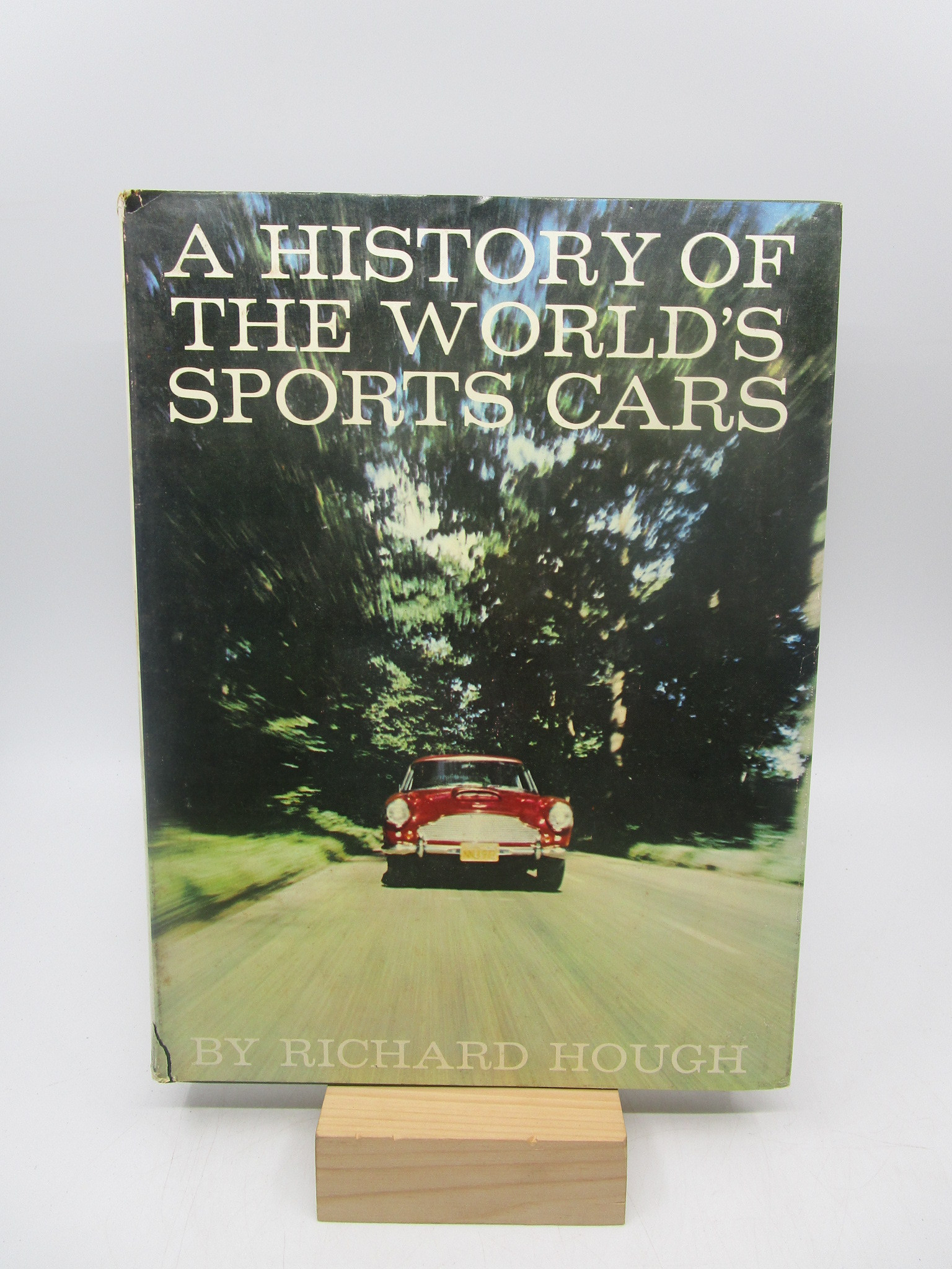 Image for A History of the World's Sports Cars