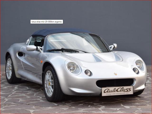 Lotus Elise serie 1 - annunci vendita e consigli 5