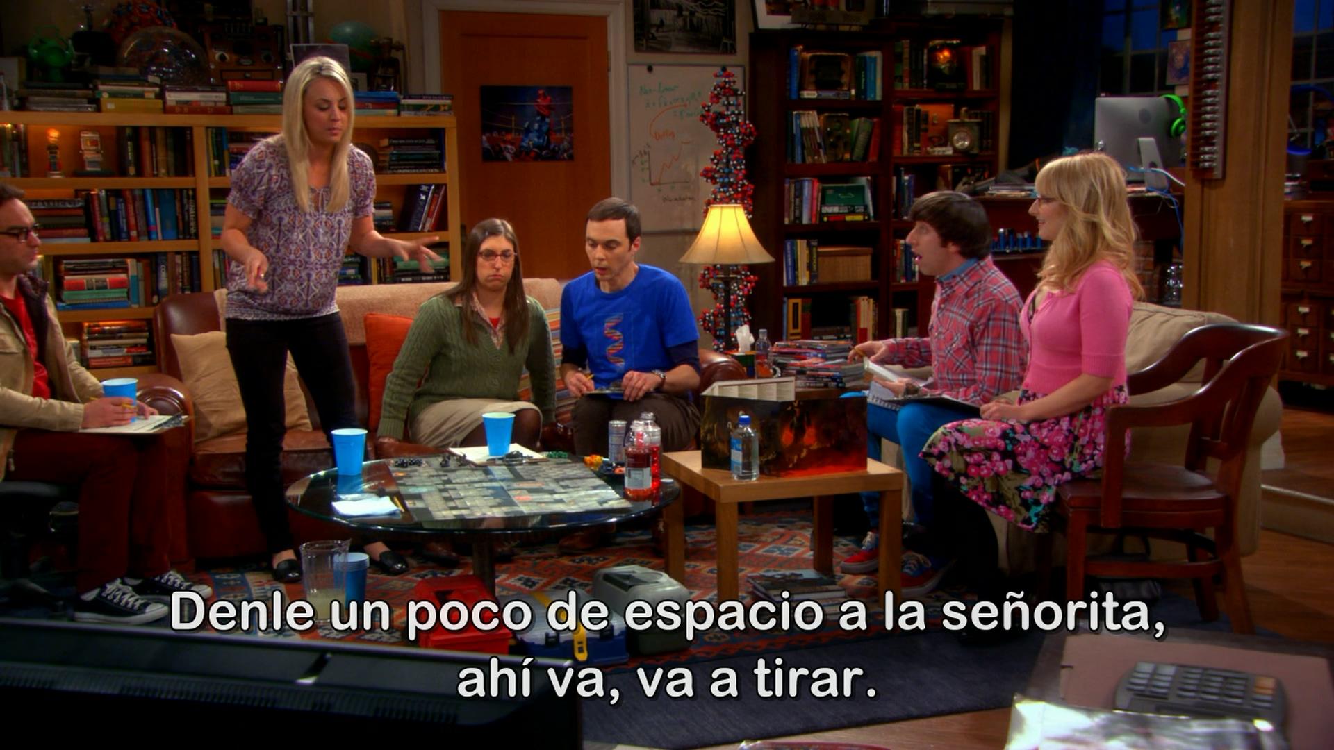 The Big Bang Theory S06 + Extras x265 10Bits 1080p