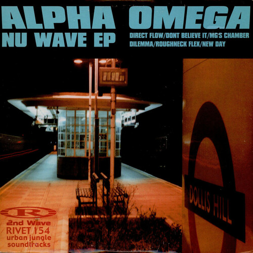 Alpha Omega - Nu Wave EP 2001