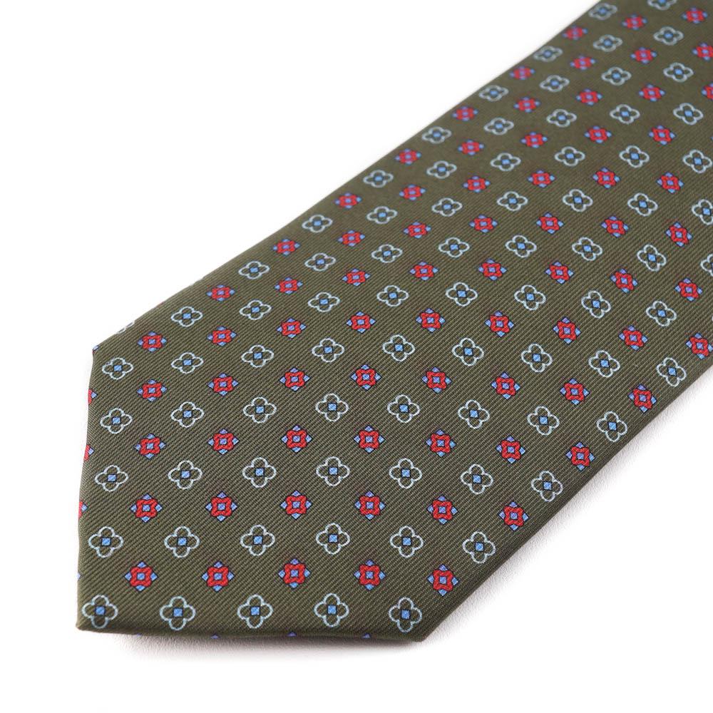Marinella Blue Silk Tie New E