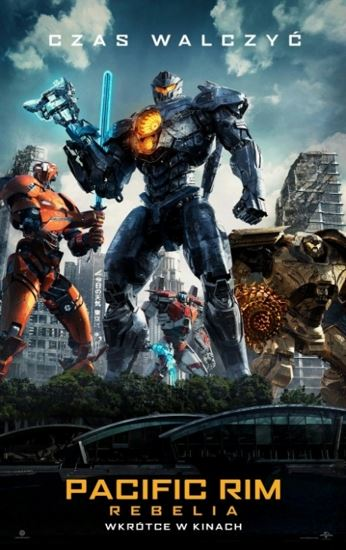 Pacific Rim: Rebelia / Pacific Rim: Uprising (2018) PL.BRRip.XviD-NINE / Lektor PL