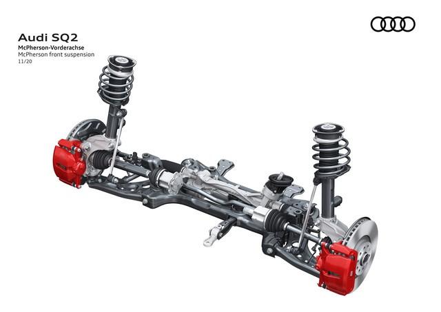 Voiture de sport compacte d'exception : Audi donne à l'Audi SQ2 un design encore plus abouti A208399-medium