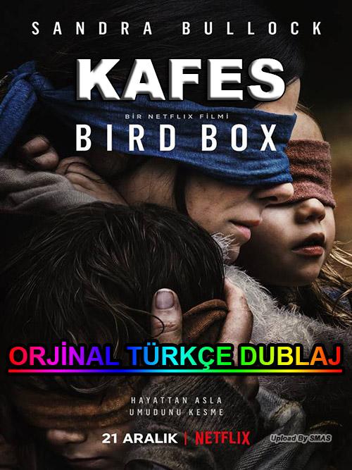 Kafes | Bird Box | 2018 | WEB-DL | XviD | Türkçe Dublaj | m720p - m1080p | WEB-DL | Dual | TR-EN | Tek Link