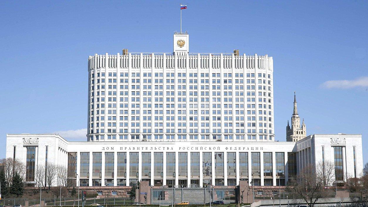 Более половины россиян хотят отставки правительства РФ