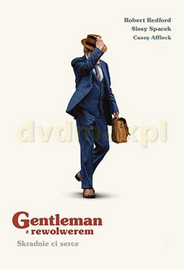 Gentleman z rewolwerem / The Old Man & the Gun (2018) PL.AC3.DVDRip.XviD-GR4PE | Lektor PL
