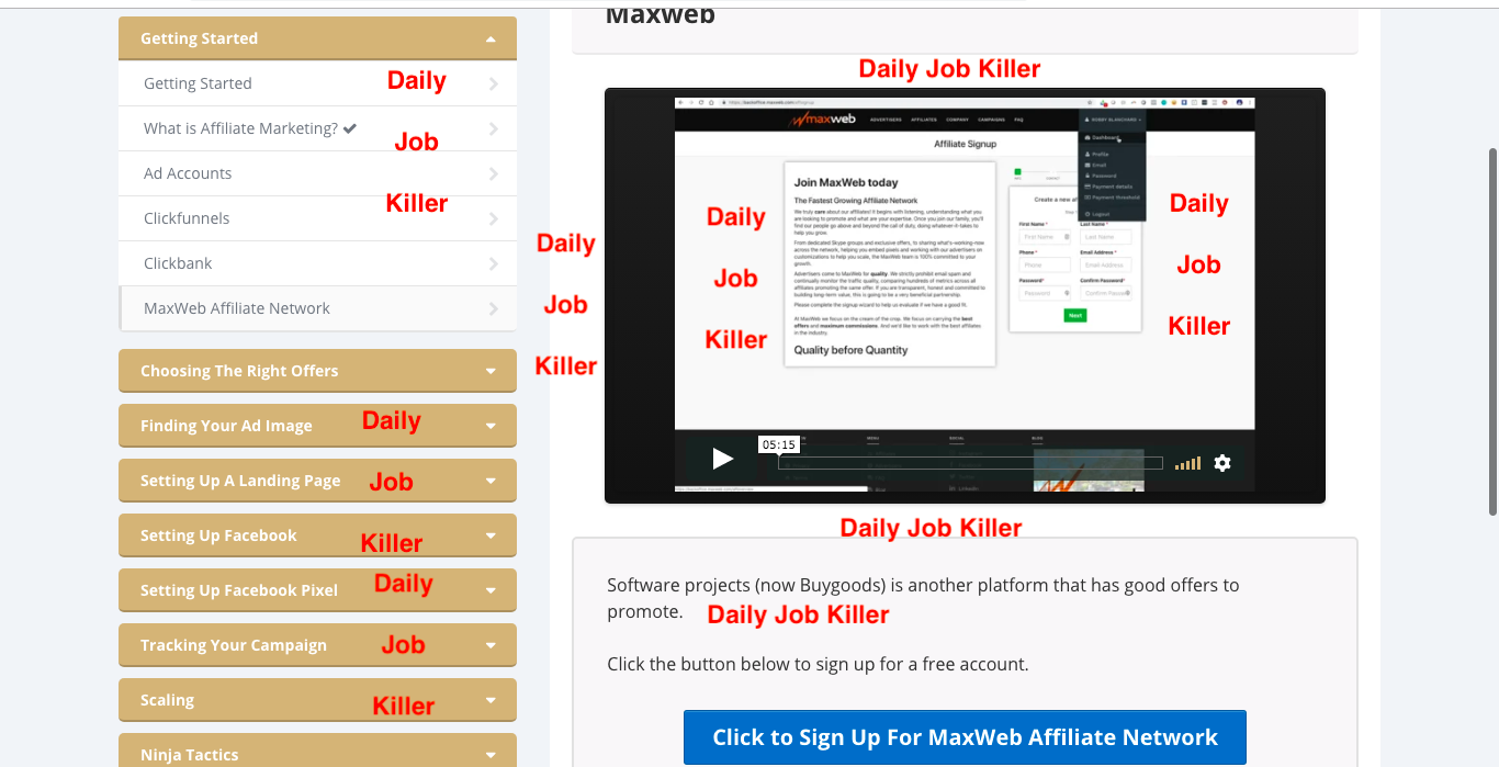 Details  Commission Hero Affiliate Marketing